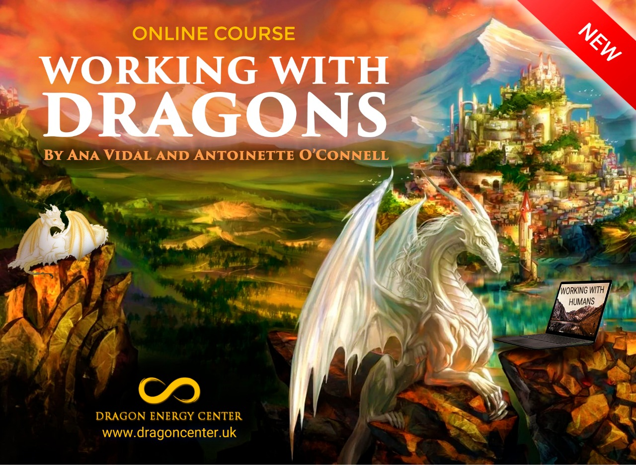 Working with Dragons Online Course - www.dragonenergycourse.com
