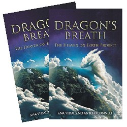 Buy the book 'Dragon's Breath - The Heaven on Earth Project'.